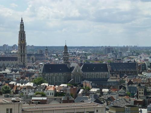 Anvers skyline