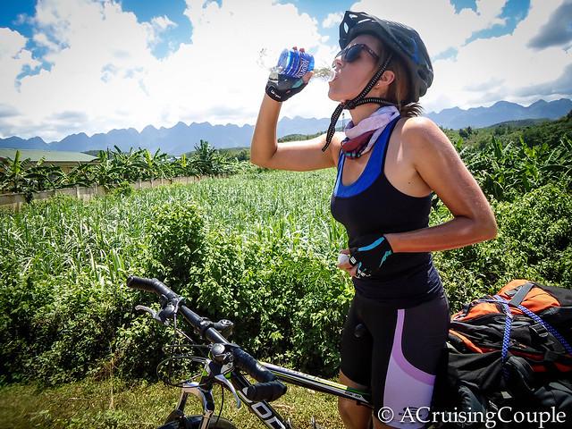 A Cruising Couple Vietnam Cycling