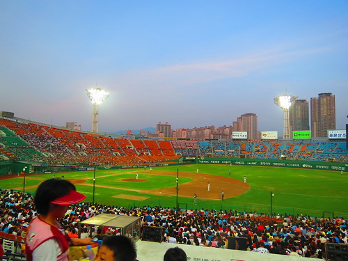 Sajik Baseball Stadium