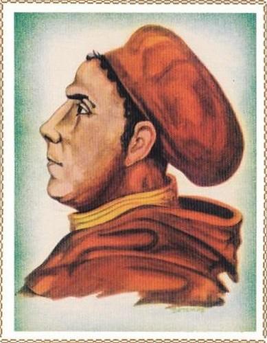 Martin Luther (Illustration)