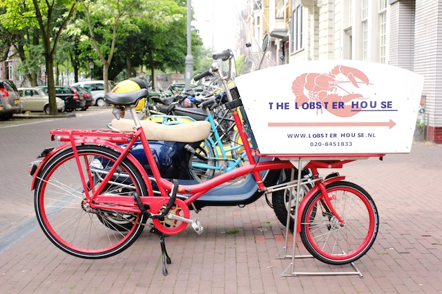 Lobster House bakfiets