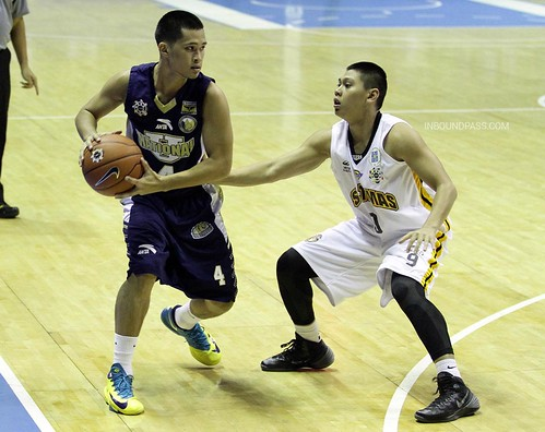 UAAP Season 76: NU Bulldogs vs. UST Growling Tigers, Aug. 24