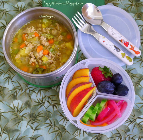 Curry LunchBot Thermal Bento by sherimiya ♥