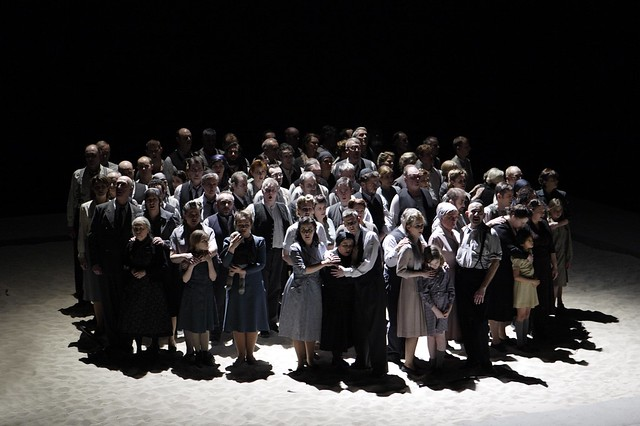 The Royal Opera Chorus in Nabucco ©ROH/Catherine Ashmore, 2013