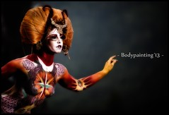 - Bodypainting´13/33 -