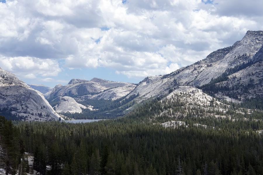 Йосемитский национальный парк (Йосемити), США 2013