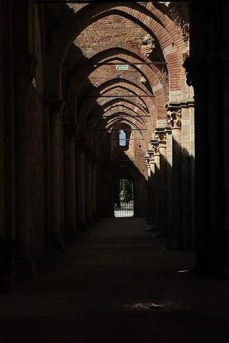 Interni, navata laterale