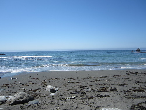 Beach at Limekiln State Park