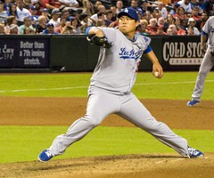 Ryu Pitched a 2-Hitter & Lost