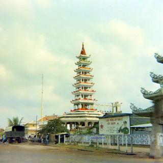 Tháp Hòa Đồng - Chợ Lớn, Sài Gòn 1968/69