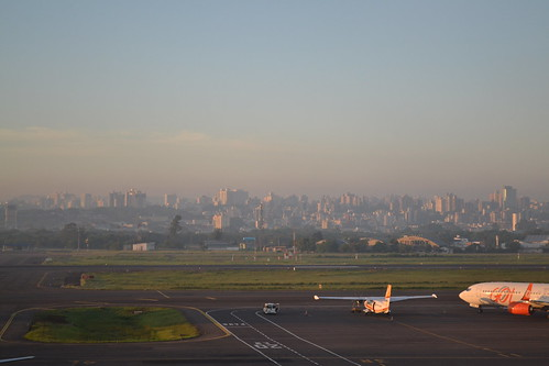sunrise airport nikon day clear porto alegre d3100