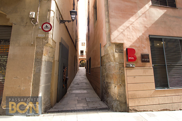 Pati Llimona, Barri Gòtic, Barcelona