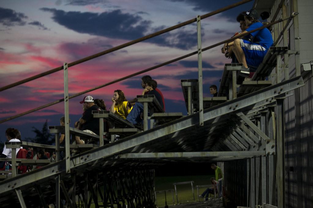 Sunset Football Fans