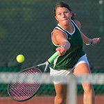 13-062 -- Womens tennis vs St. Francis.