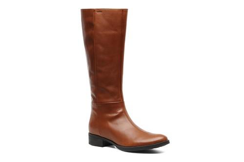 Geox Mendi tan boots