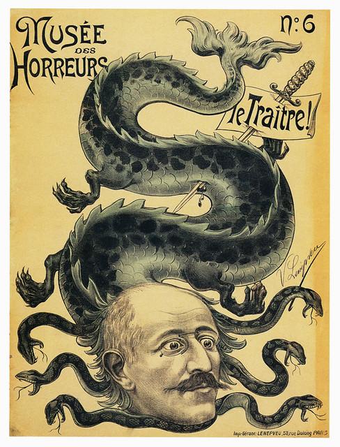 Musee des Horreurs: Le Traitre!