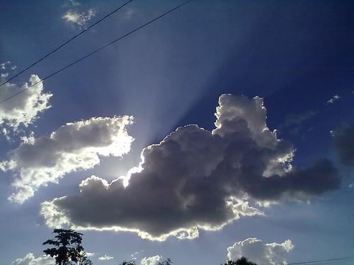 do céu, .