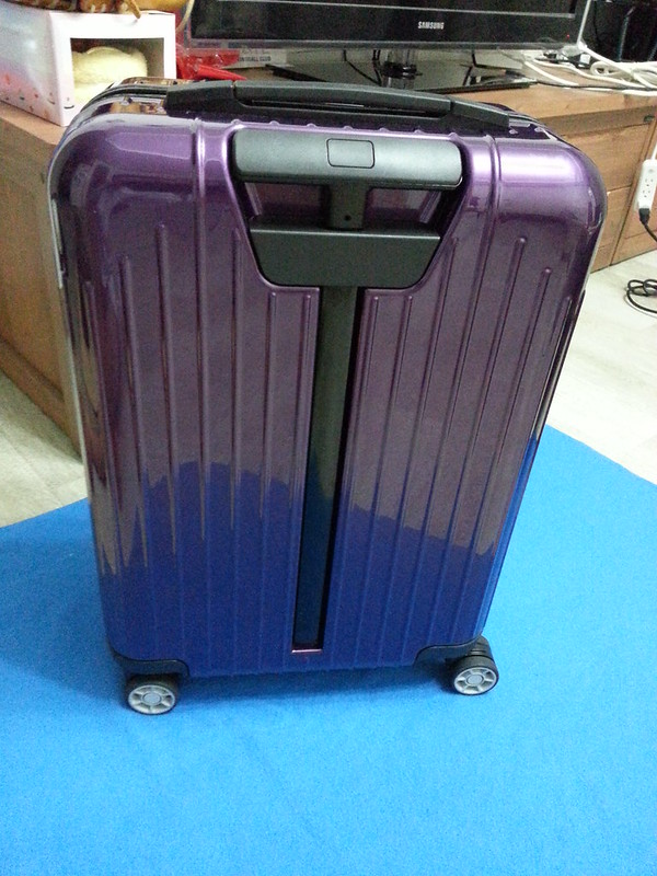 德國Rimowa Salsa Air登機箱開箱@Paris