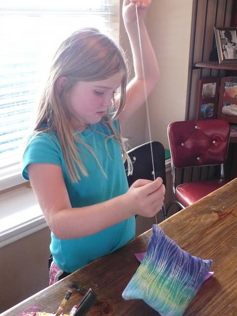 Sewing class: Gabby