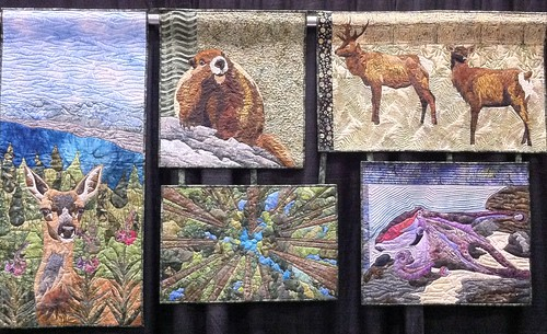 Foundation Pieced Nature Quilts Designer Edition by various designers