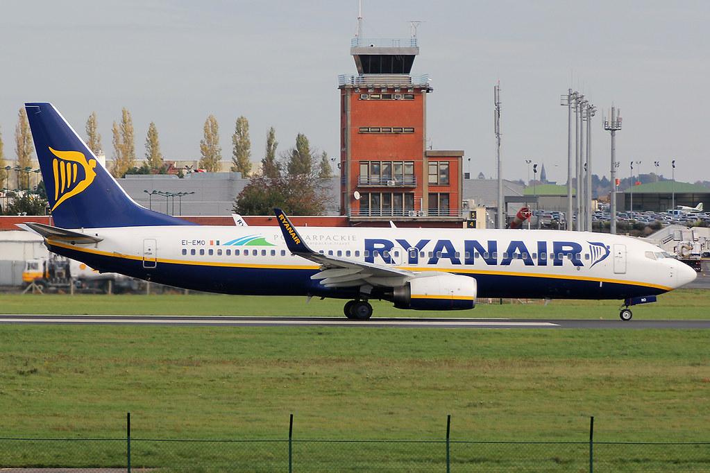 EI-EMO - B738 - Ryanair