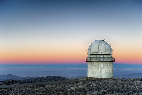 mountain view top greece observatory crete astronomy astronomer psiloritis