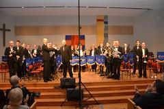 Brassbandfestivalen 2012 - Solna Brass med dirigent Emil Björklund