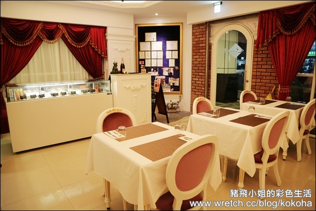 台中‧夏蒙法國料理 (34)