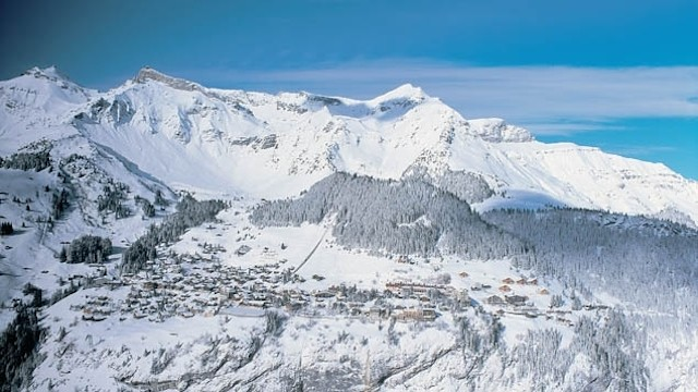 Murren (Switzerland Tourism)