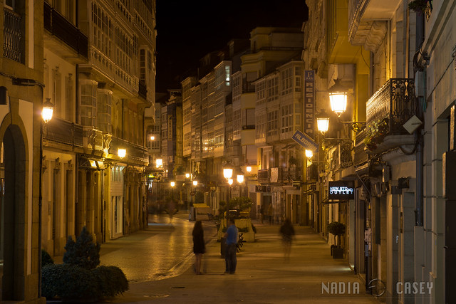 Main Street A Coruña