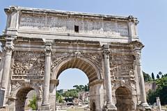 ancient roman architecture, arch, ancient history, historic site, landmark, architecture, ruins, monument, ancient rome, facade, column, triumphal arch,