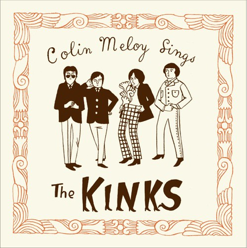 Colin Meloy - Colin Meloy Sings The Kinks