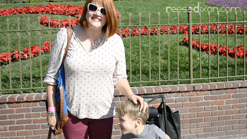 Disneyland with Disabilities