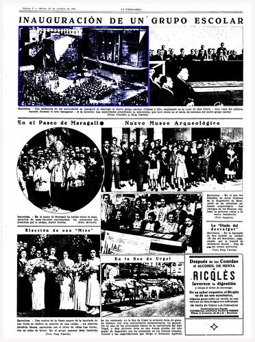 La Vanguardia 22 de octubre de 1935 by Octavi Centelles