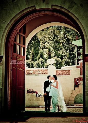 AllFocus Studio - Красиво, качественно, стильно! Свадьбы в Европе. > Художественный подход в свадебном кадре
