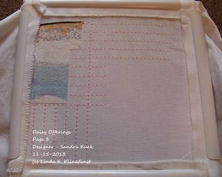 100_8957 - Daisy Offerings - Designer - Sandra Kuck - HAED - 11-15-2013