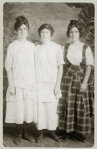 RPPC three women