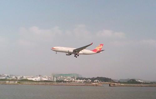 香港航空珍しい?