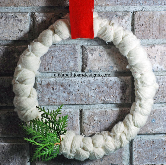 Scarf Wreath5