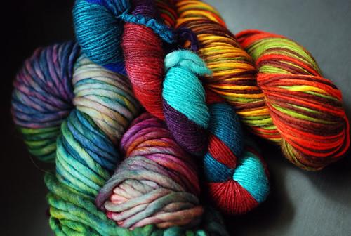Misanga yarns