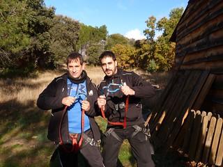 Con Miguel Páez