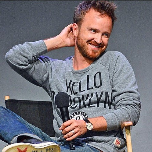 Aaron Paul - Breaking Bad - Hello Brooklyn Sweatshirt