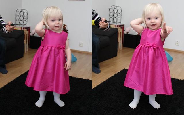 Auroran 2-vuotissyntymäpäivät 24.11