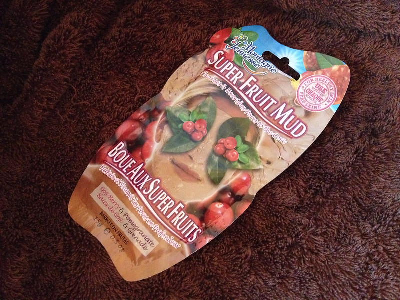 Montagne Jeunesse Super Fruit Mud Mask