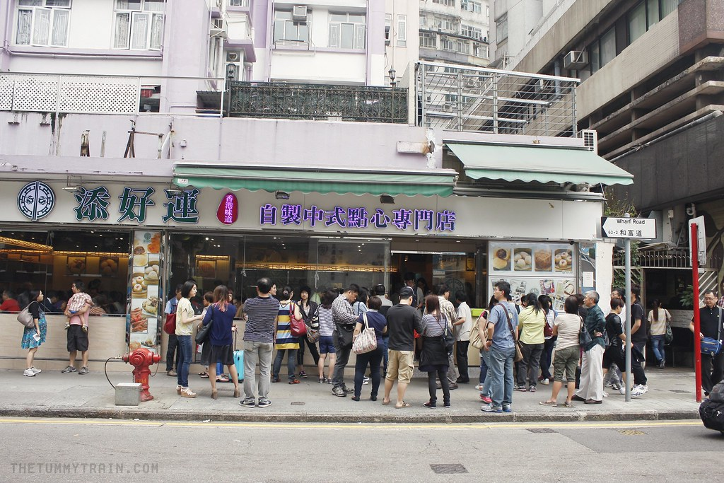 11067430923 cc3228f1b9 b - {Hong Kong 2013} Part III: Tim Ho Wan and some other eats