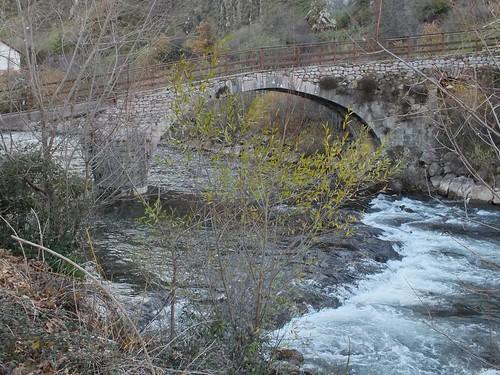 río Torío en Vegacervera