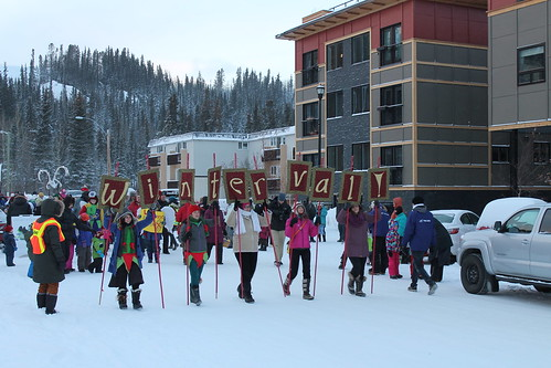 Whitehorse Winterval 2013