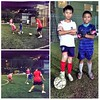 @syabilhayyan & @aniqplaysminecraft promoted to the big league, playing futsal with the rest of the bros