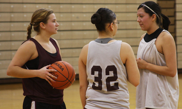 Girls' Basketball Gears Up For Tournament
