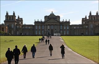 Bleinheim Palace